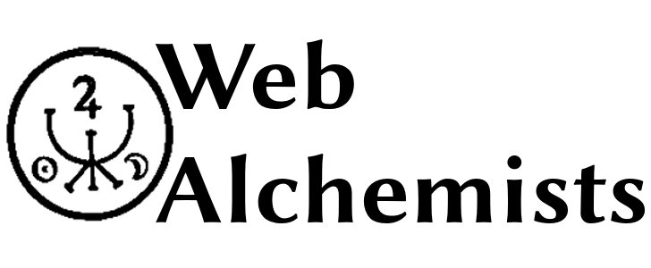 web alchemists logo